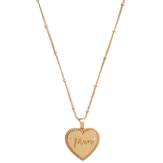 Made for Mum Necklace Gold