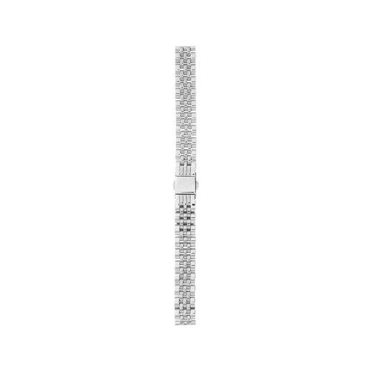 Cadran Midi/Demi et bracelet argent