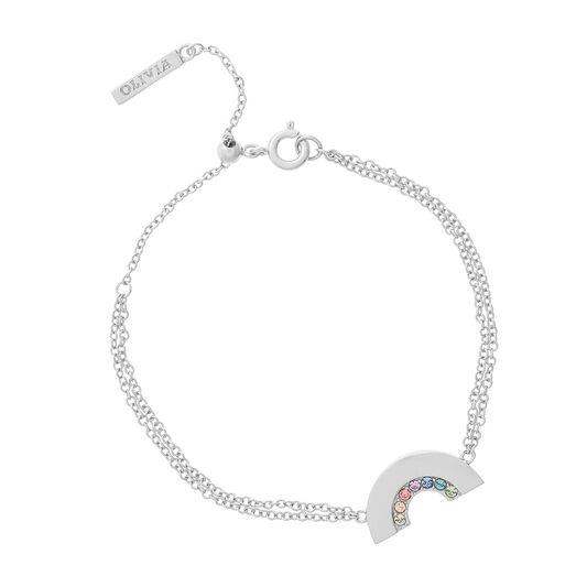 Bracelet Rainbow argent