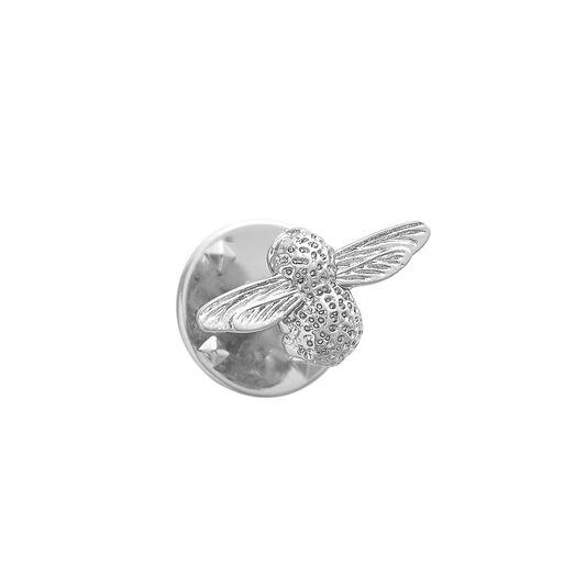 Bee Pin Silver