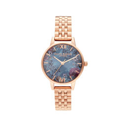 Under the Sea Rose Gold Watch
