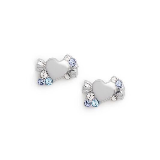 Sweetie Silver Earrings