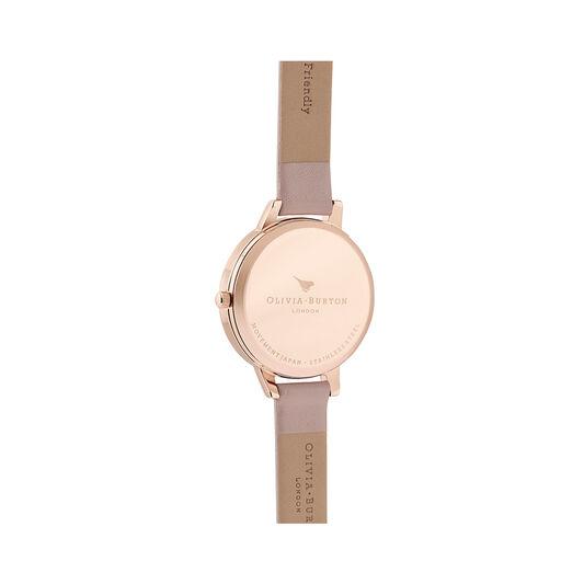 Wild Flower Vegan Rose & Rose Gold Watch