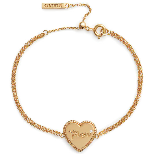 Made for Mum Bracelet Gold