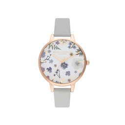 Artisan Grey & Rose Gold Watch