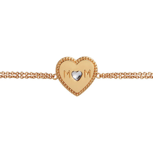 Made for Mom Bracelet Gold