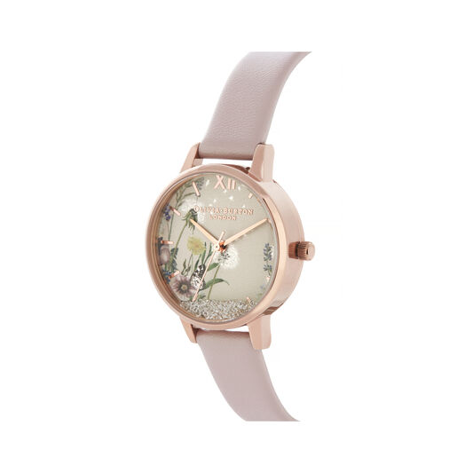 Wishing Watch Vegan Rose & Rose Gold Watch