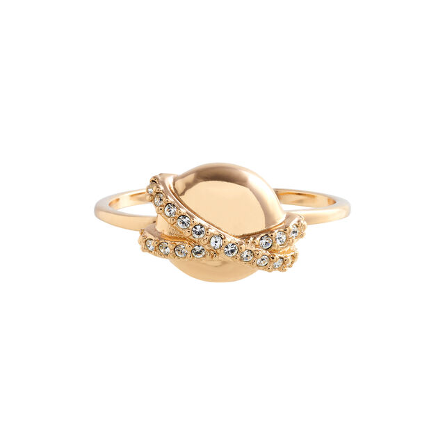 Planet Gold Ring