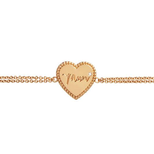 Made for Mum Bracelet Gold