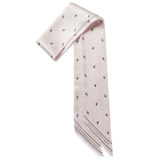 Bee & Dot Skinny Scarf Pink