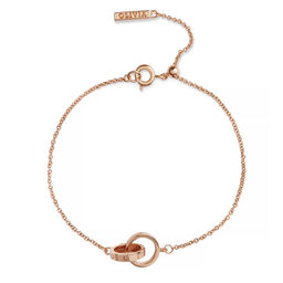 The Classics Rose Gold Bracelet