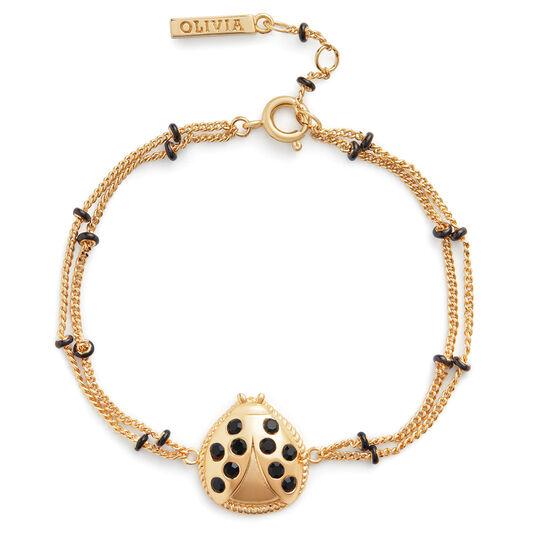 Bracelet Ladybird or