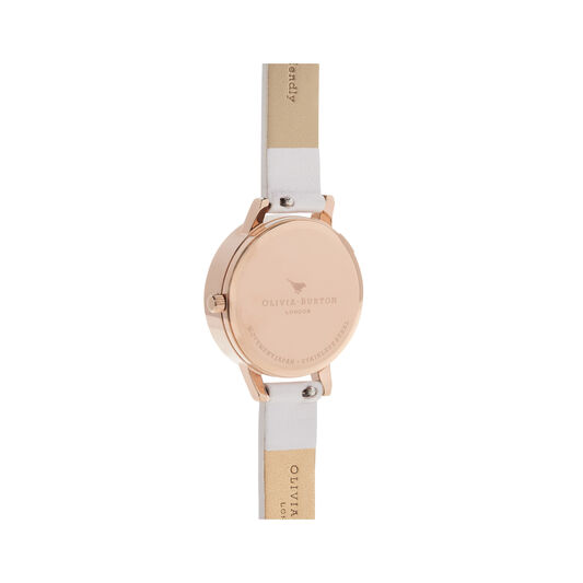 Glasshouse Vegan Blush & Rose Gold Watch
