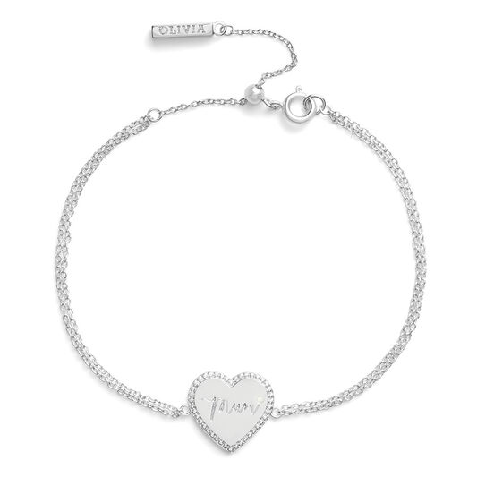 Made for Mum Bracelet Silver