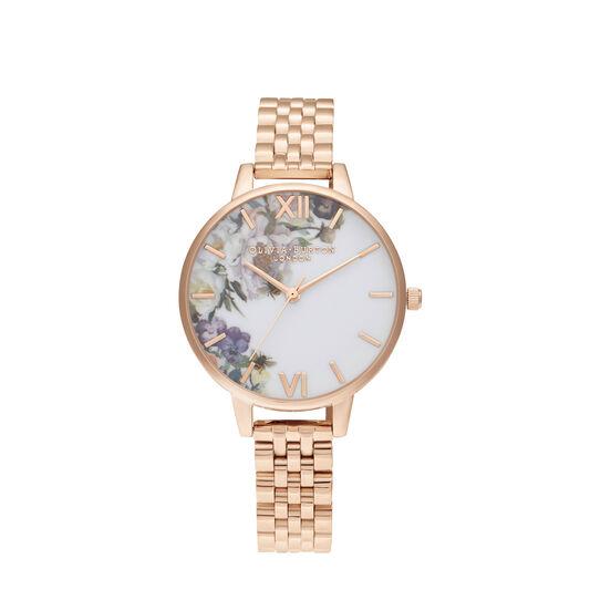 Enchanted Garden Demi Rose Gold Bracelet