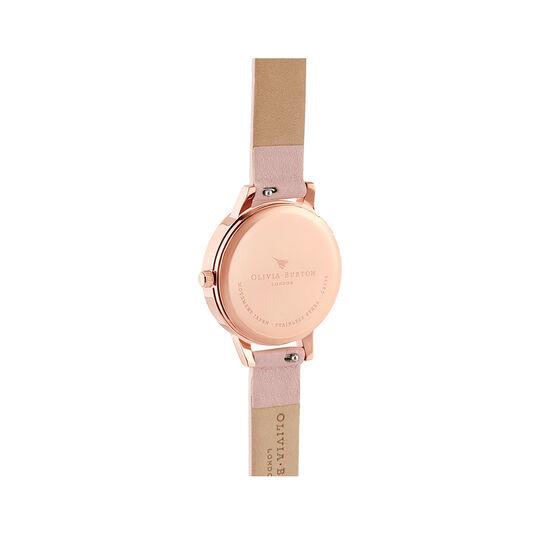 Sunlight Florals Pink & Rose Gold Watch