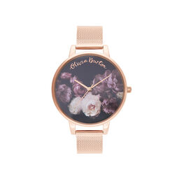 Fine Art Rose Gold Mesh