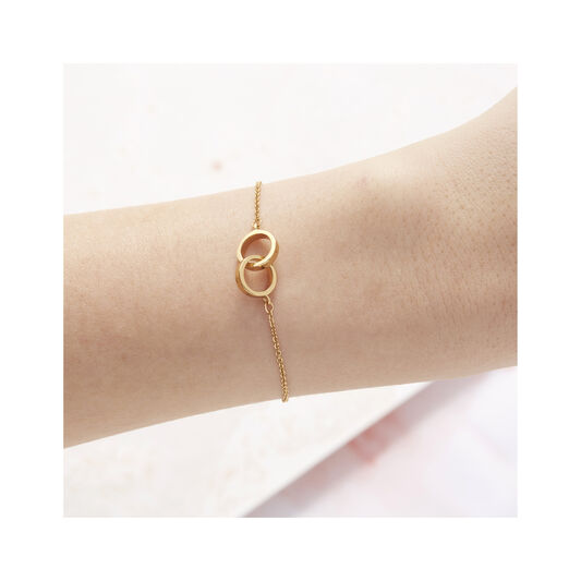 The Classics Gold Bracelet
