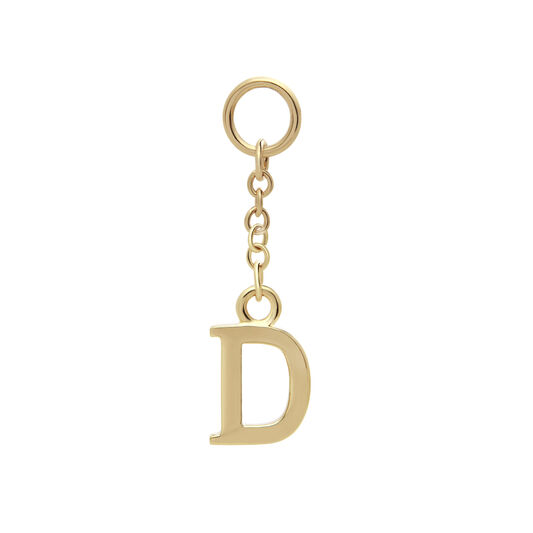 Initial Charm D Gold