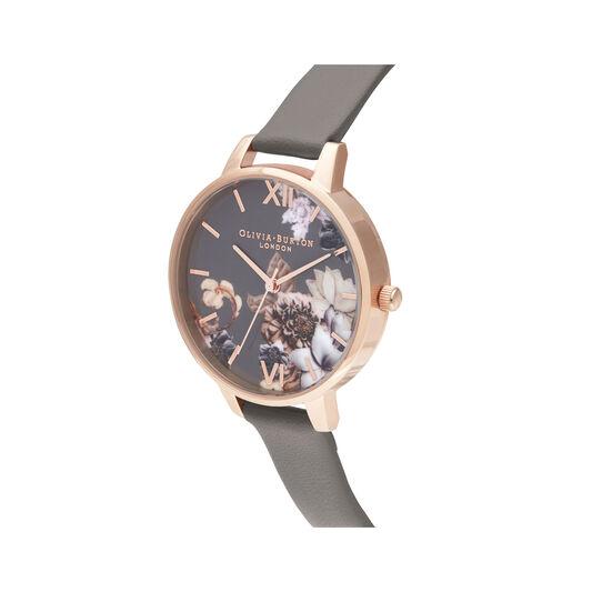 Demi Vegan Grey & Rose Gold Watch