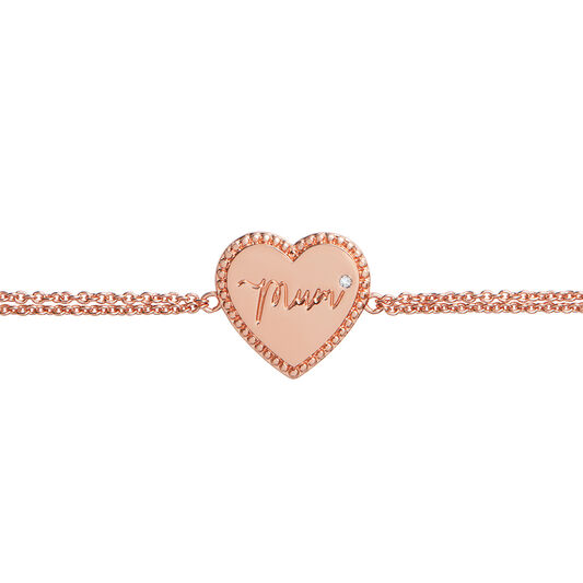 Made for Mum Bracelet Rose Gold