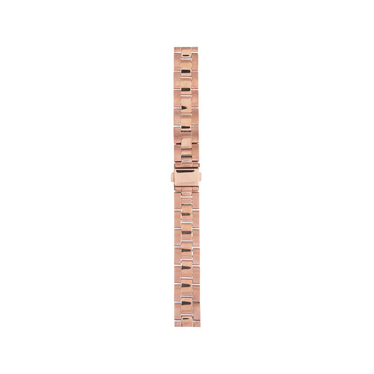 Big Dial Rose Gold Bracelet Strap