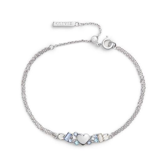 Sweetie Silver Bracelet