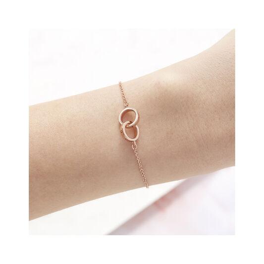 The Classics Rose Gold Bracelet