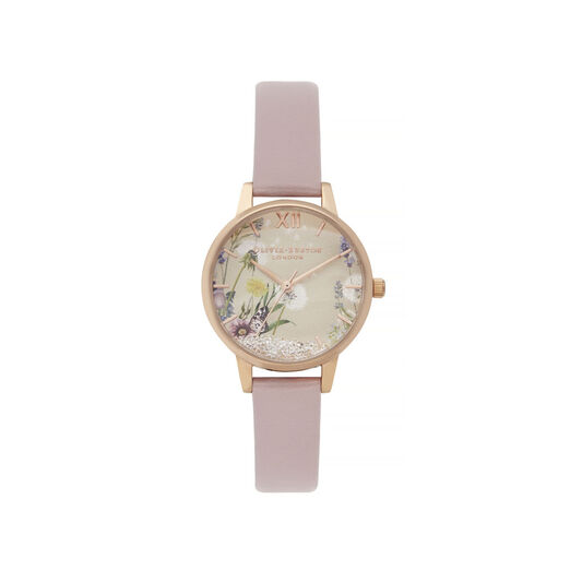 Wishing Watch Vegan Rose & Rose Gold Watch