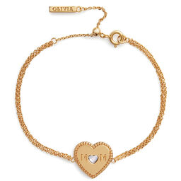 Made for Mom Bracelet Gold