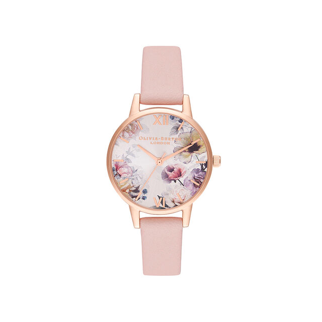 Sunlight Florals Dusty Pink & Rose Gold