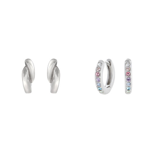 Rainbow House of Huggies Silver (£230 Value)