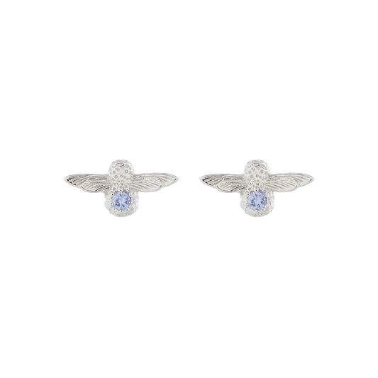 Celebration Tanzanite Gemstone Earrings