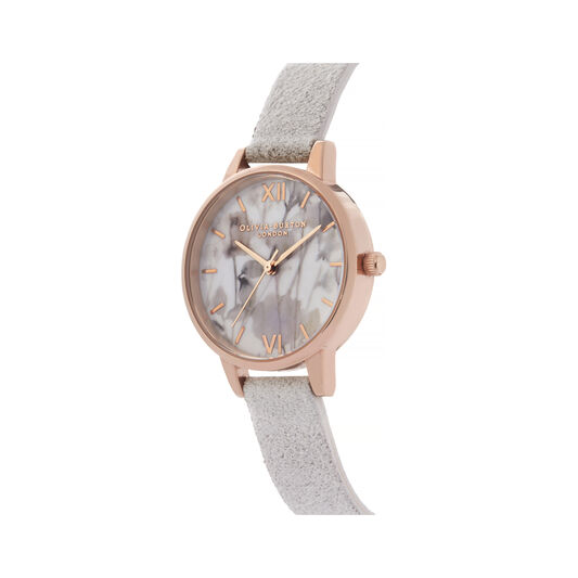 Eco Friendly & Rose Gold Watch