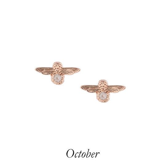 Celebration Rose Quartz Earrings