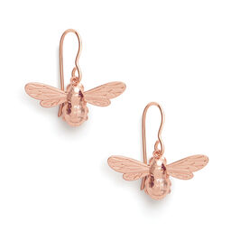 Lucky Bee Sleepers Rose Gold