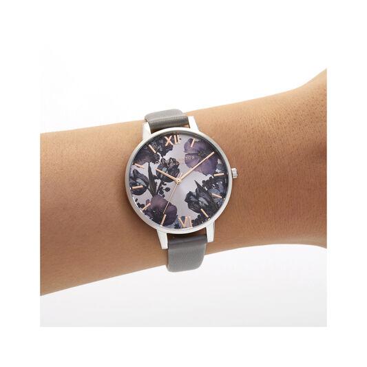 Twilight Sunray Big Dial Watch