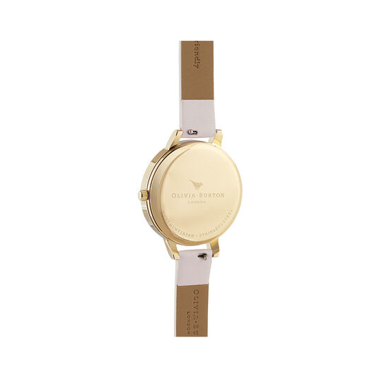 Bunny Vegan Blush & Gold Watch
