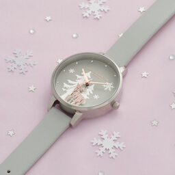 Winter Wonderland Vegan Grey, Rose Gold & Silver