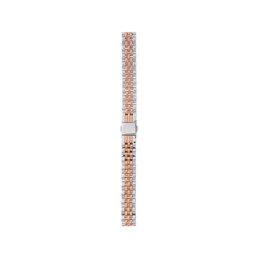 Midi / Demi Silver & Rose Gold Bracelet