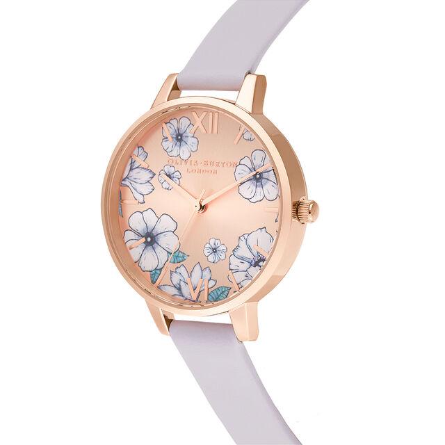 Olivia Burton Groovy Blooms Women's Watch