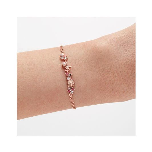 Under The Sea Bracelet Rose Gold
