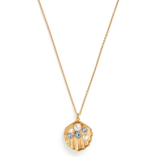 Shell Gold Necklace
