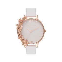 Case Cuff Blush & Rose Gold Watch