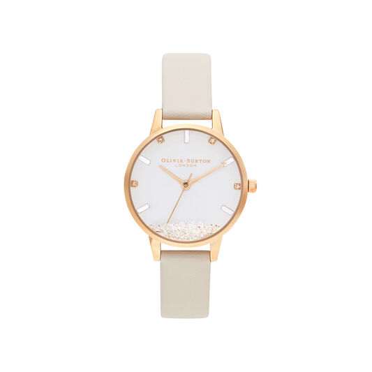 Wishing Watch Vegan Nude & Gold