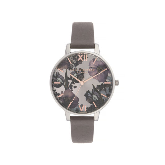 Twilight Sunray Big Dial Watch