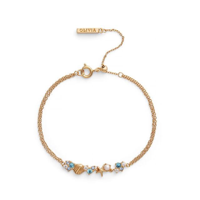 Under The Sea Bracelet Gold