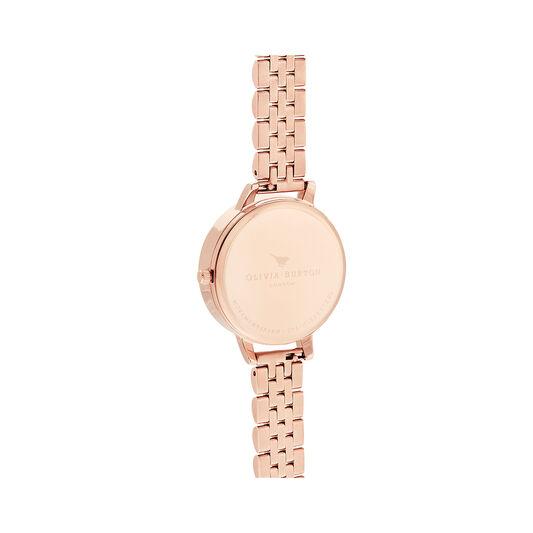 Ramadan Navy & Rose Gold Watch