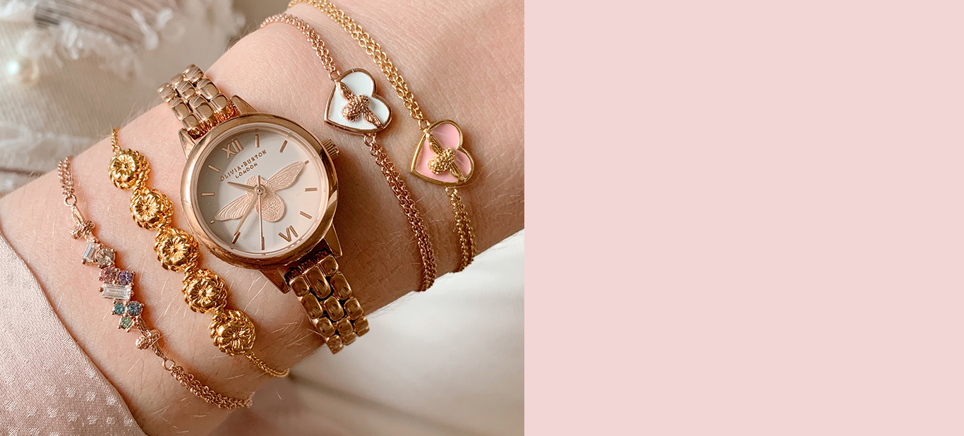 Stacking Women's Watches