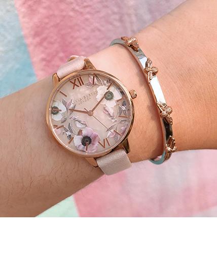 Women's Semi Precious Watches